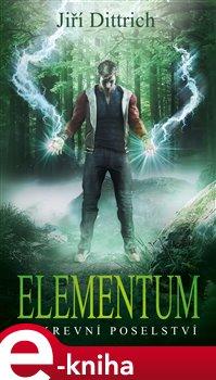 Obálka titulu Elementum - Pokrevní poselství