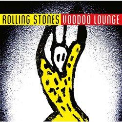 Obálka titulu Voodoo Lounge
