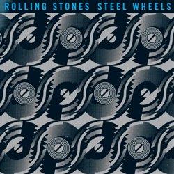 Obálka titulu Steel Wheels