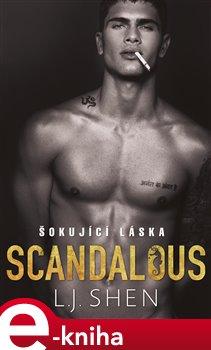 Obálka titulu Scandalous: Šokující láska