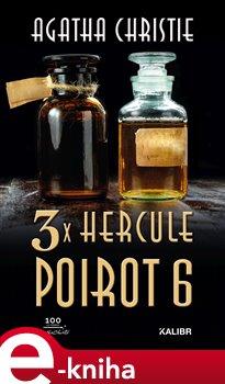 Obálka titulu 3x Hercule Poirot 6