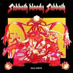 Obálka titulu Sabbath Bloddy Sabbath