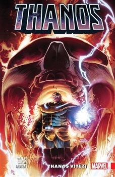 Obálka titulu Thanos 3: Thanos vítězí