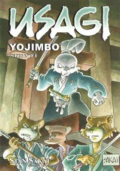 Obálka titulu Usagi Yojimbo: Skrytí
