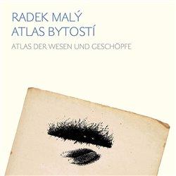 Obálka titulu Atlas bytostí / Atlas der wesen und geschöpfe