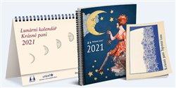 Obálka titulu Lunární kalendář Krásné paní s publikací 2021