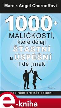 Obálka titulu 1000 + maličkostí, které dělají šťastní