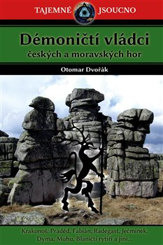 Obálka titulu Démoničtí vládci českých a moravských hor