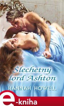 Obálka titulu Šlechetný lord Ashton