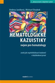 Obálka titulu Hematologické kazuistiky