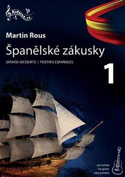 Obálka titulu Španělské zákusky 1