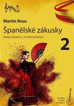 Obálka titulu Španělské zákusky 2