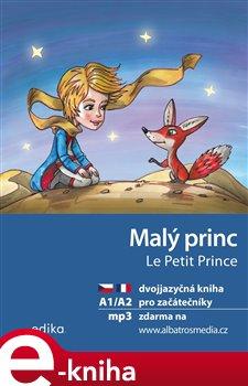 Obálka titulu Malý princ A1/A2