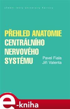 Obálka titulu Přehled anatomie centrálního nervového systému