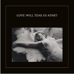 Obálka titulu Love Will Tear Us Apart