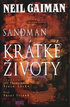 Obálka titulu Sandman: Krátké životy