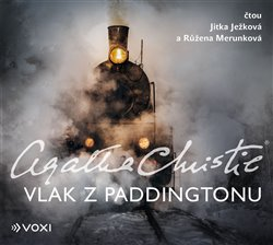 Obálka titulu Vlak z Paddingtonu