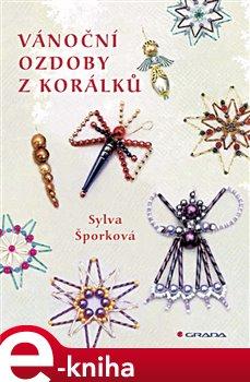 Obálka titulu Vánoční ozdoby z korálků