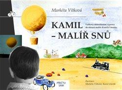 Obálka titulu Kamil - malíř snů
