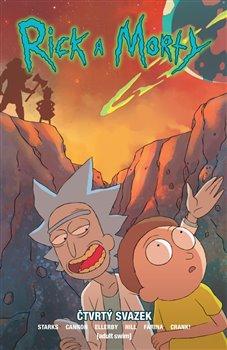 Obálka titulu Rick a Morty 4