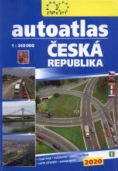 Obálka titulu Autoatlas ČR