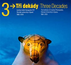 Obálka titulu Tři dekády