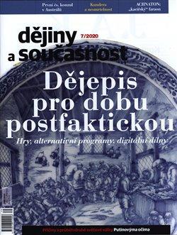 Obálka titulu Dějiny a souč. 7/2020