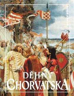 Obálka titulu Dějiny Chorvatska