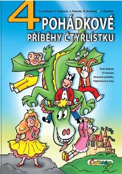 Obálka titulu 4 pohádkové příběhy Čtyřlístku