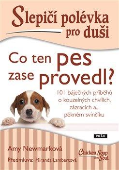 Obálka titulu Slepičí polévka pro duši - Co ten pes zase provedl?