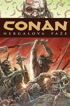 Obálka titulu Conan 6: Nergalova paže