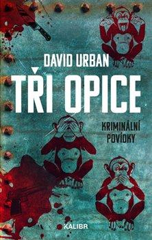 Obálka titulu Tři opice - kriminální povídky