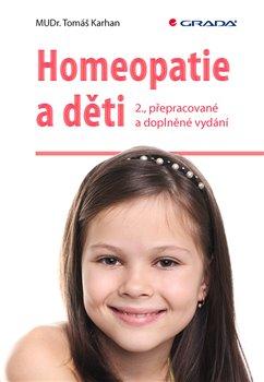 Obálka titulu Homeopatie a děti