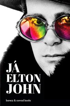 Obálka titulu Já, Elton John
