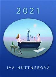 Kalendář 2021 - Iva Hüttnerová - nástěnný