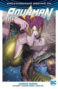 Obálka titulu Aquaman 5: Zlomená koruna