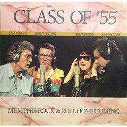 Obálka titulu Class Of '55: Memphis Rock & Roll Homecoming