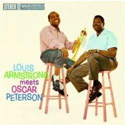 Obálka titulu Louis Armstrong Meets Oscar Peterson