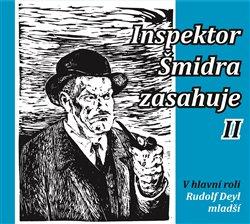 Obálka titulu Inspektor Šmidra zasahuje II.