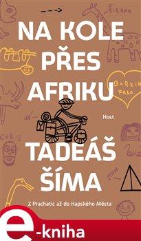 Obálka titulu Na kole přes Afriku