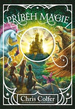 Obálka titulu Příběh magie