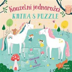 Obálka titulu Kouzelní jednorožci - Kniha s puzzle