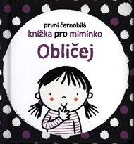Obličej - První černobílá knížka pro miminko