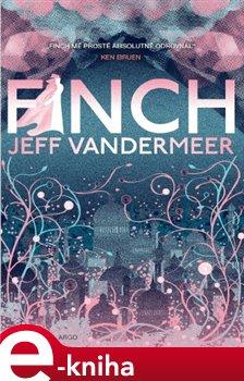 Obálka titulu Finch
