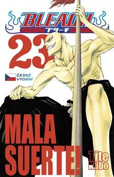 Obálka titulu Bleach 23: Mala suerte!