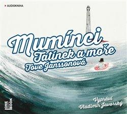 Obálka titulu Mumínci: Tatínek a moře