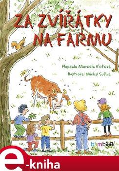 Obálka titulu Za zvířátky na farmu