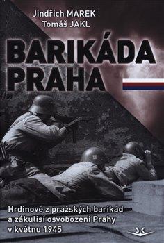 Obálka titulu Barikáda Praha