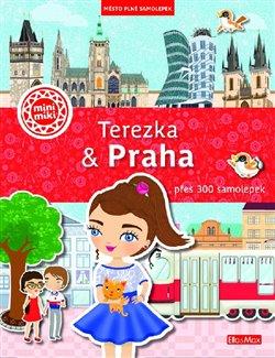 Obálka titulu Terezka & Praha – Město plné samolepek