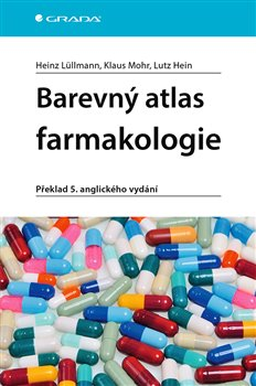 Obálka titulu Barevný atlas farmakologie